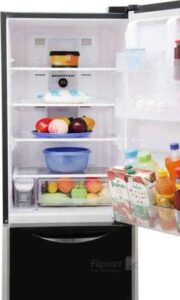 hitachi triple door fridge