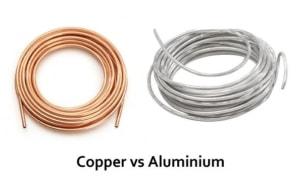 Copper vs Aluminum Coil AC