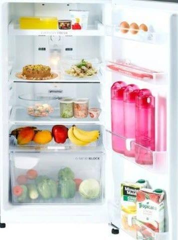 Refrigerator Full