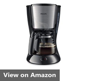 Philips Daily Collection HD7434/20 0.92-Litre Coffee Maker
