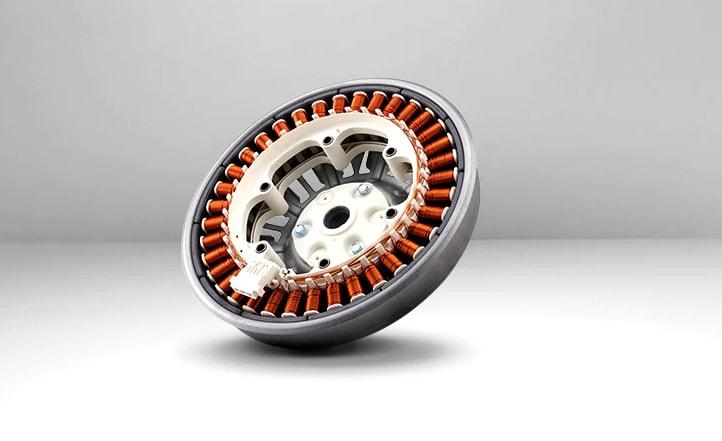 LG direct drive motor