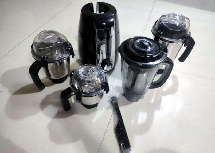Bosch 1000W Mixer Grinder