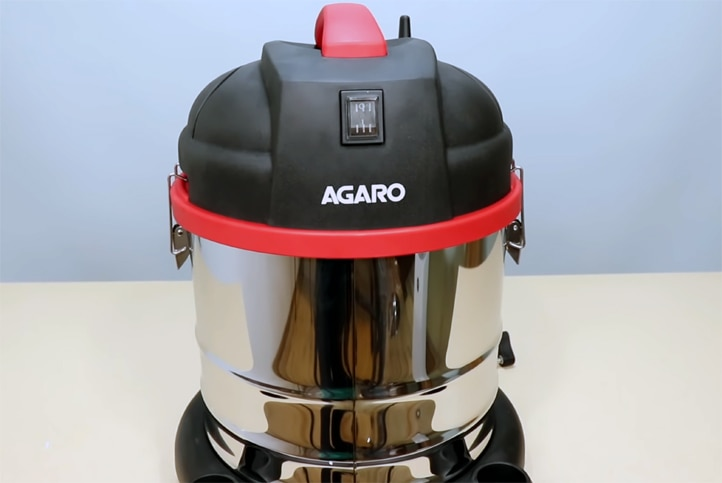 Agaro Ace Wet and Dry Vacuum Cleaner