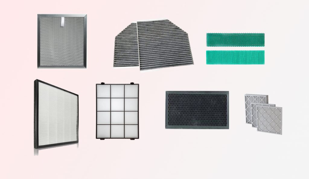 Air Conditioner Filters, Air Purifier filters