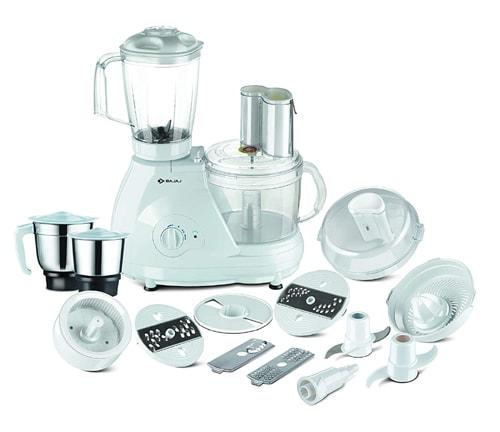 Bajaj FX 11 600-Watt Food Processor,
