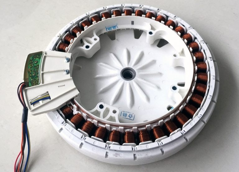 Direct Drive Motor BLDC