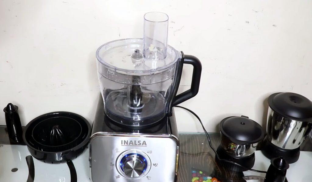 Inalsa INOX 1000 Watt Food Processor