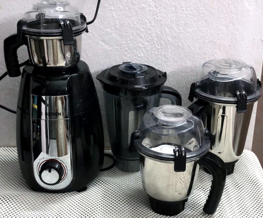 Bosch Pro 1000W Mixer Grinder review