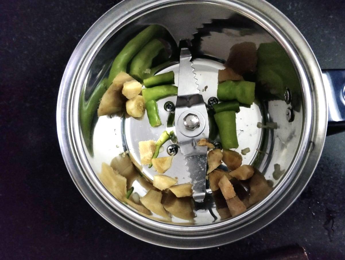 Bosch mixer grinder chutney blade