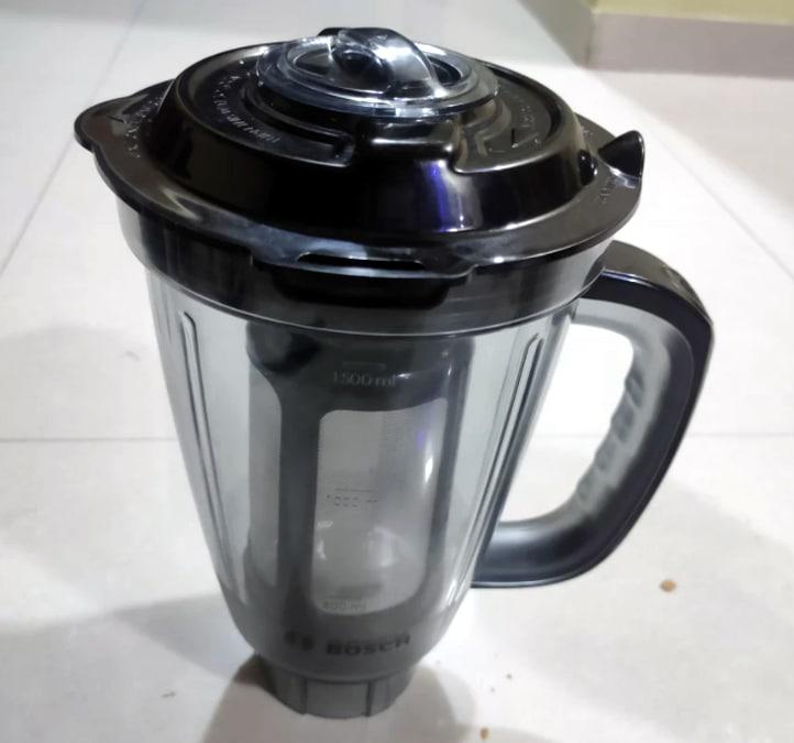 Bosch mixier grinder juicer jar