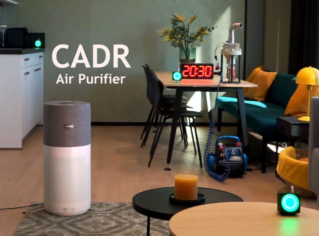 CADR Rating in Air Purifier