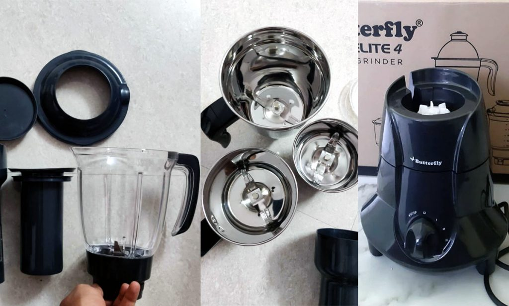 Jet Elite From Butterfly mixer grinder