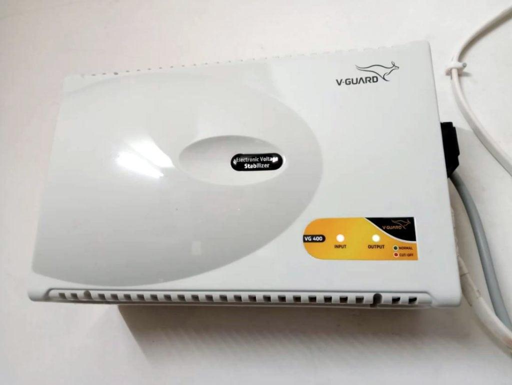 Vguard Voltage Stabilizer for AC