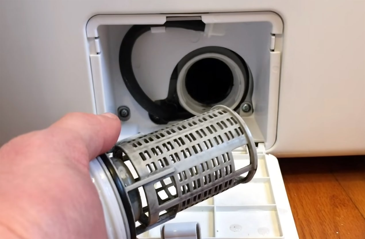 lint collector for washing machine